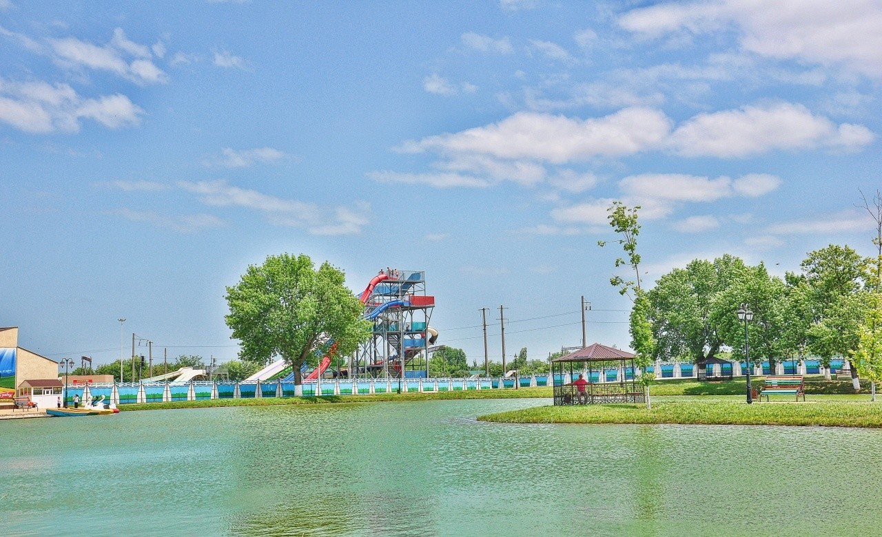 Gudermes water Park